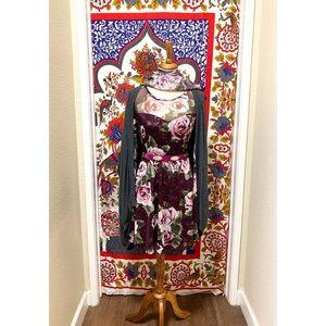 🌈 Amazing flower dress